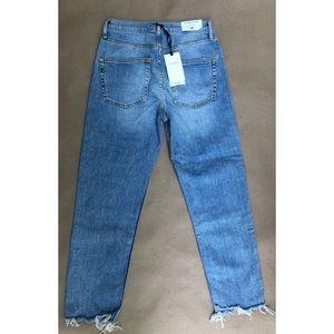 Zara Jeans - Zara Straight Jeans Sonora Wash